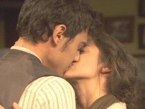 Matias e Beatriz amanti - Il Segreto
