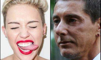 Polemica a distanza fra Miley Cyrus e Stefano Gabbana