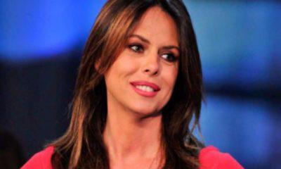 Paola Perego maglia rossa