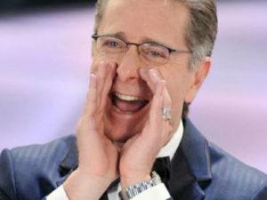 Paolo Bonolis pronto per Sanremo 2018? Il conduttore difende Fabio Fazio sul cachet