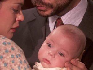 Sol e Lucas perdono il piccolo Marcos? - Il Segreto