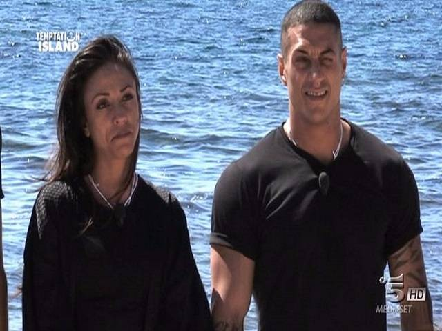 temptation island selvaggia e francesco