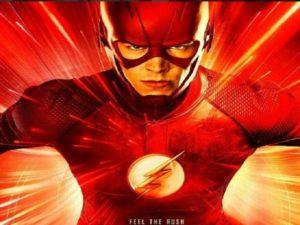 the flash 4 riprese iniziate