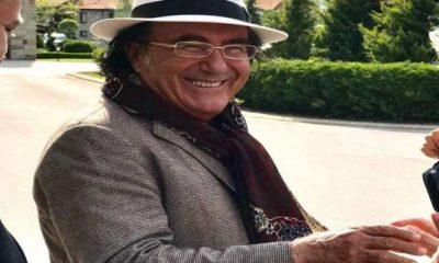 Albano Carrissi sciarpa