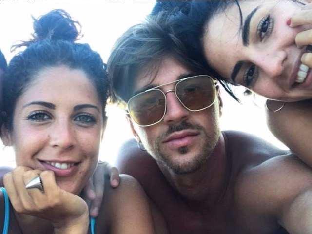 Andrea Damante Giulia De Lellis Martina Luchena: vacanze comuni
