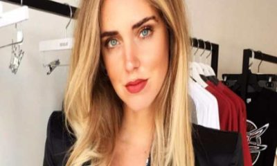 Chiara Ferragni jacket black