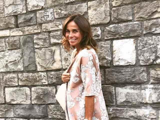 Cristina Parodi lascia i social