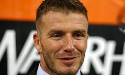 David-Beckham: polemica sul bacio alla figlia