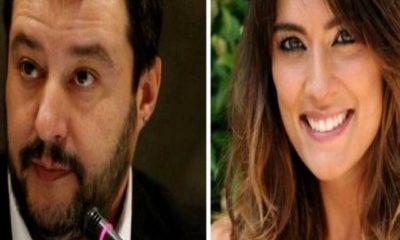 Matteo Salvini: lo sfogo su Elisa Isoardi
