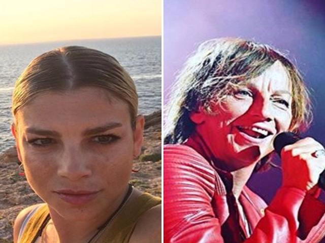Emma Marrone Gianna Nannini: vacanze