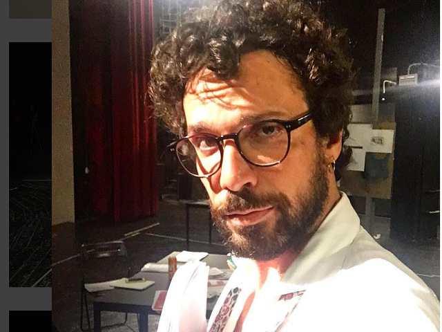 Il cacciatore fiction con Francesco Montanari