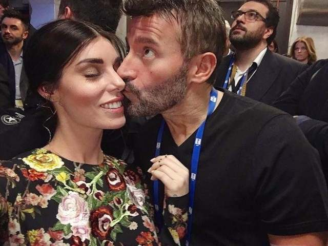 Max Biaggi e Bianca Atzei: il dopo incidente