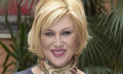 Nadia Rinaldi al GF Vip