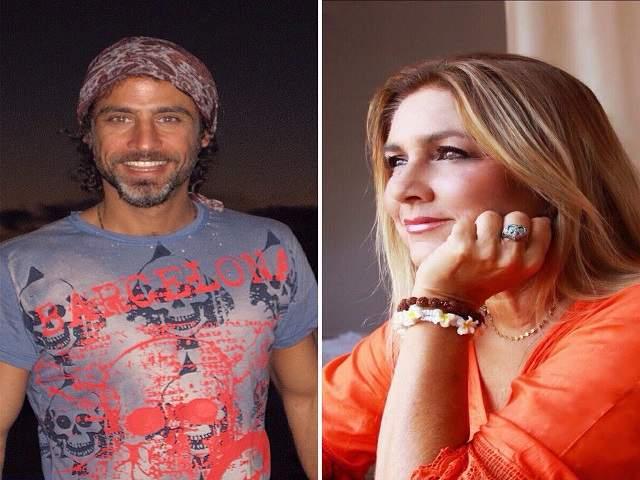 Paola Barale contro Alfonso Signorini: la polemica continua