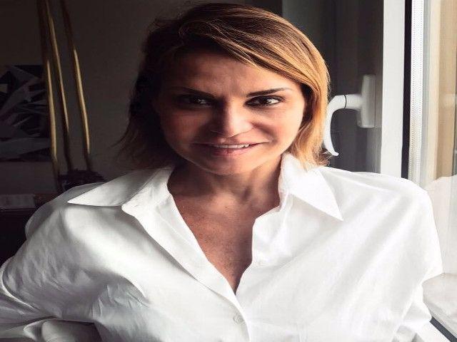 Simona Ventura: crisi con il fidanzato