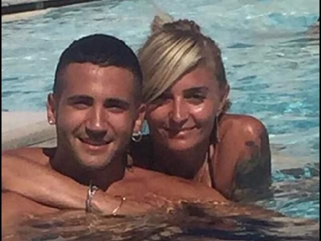 Veronica Peparini Michele Lanzeroti: insieme in piscina