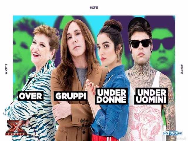 X Factor 11: data d'inizio
