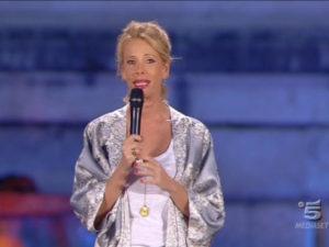 Alessia Marcuzzi Wind Summer Festival 2017: ascolti tv