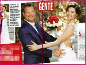 Amadeus e Giovanna Civitillo, nuovo matrimonio e un altro figlio