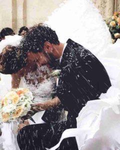 Amici e X Factor: il matrimonio di Davide Mogavero con Marica