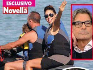 Anna Tatangelo contro Roberto Alessi per le foto di Novella 2000: la polemica rovente