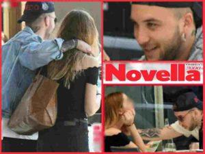 Briga nuova fidanzata: il rapper paparazzato da Novella 2000