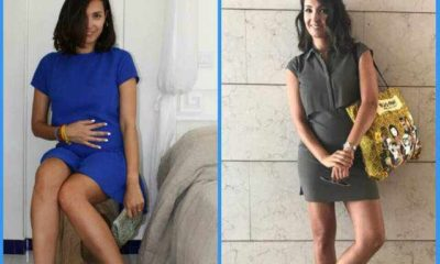 Caterina Balivo all'ottavo mese di gravidanza fra vacanze e impegni