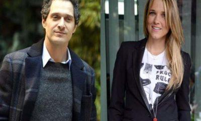Claudio Santamaria e Francesca Barra instagram censura