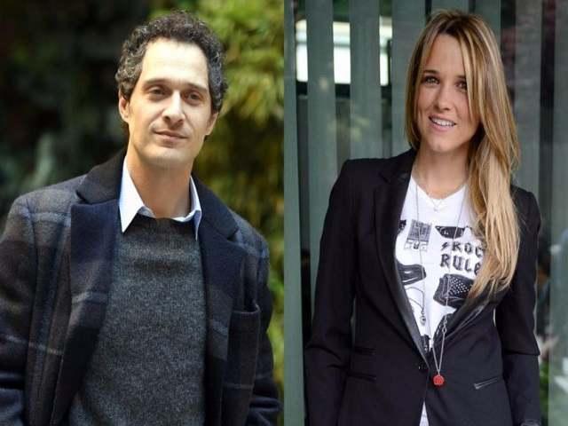 Claudio Santamaria e Francesca Barra: la confessione della scrittrice