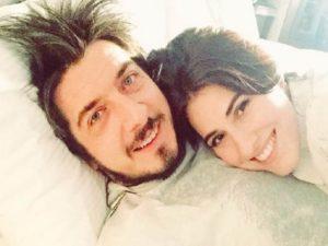 Diana DelBufalo scrive un messaggio su Instagram per l'ex Paolo Ruffini