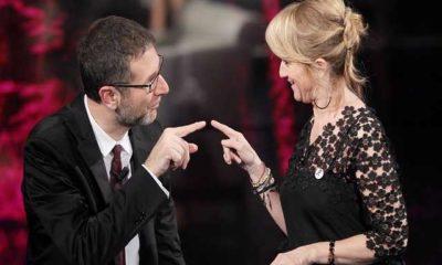 Fabio Fazio e Luciana Littizzetto: è addio?