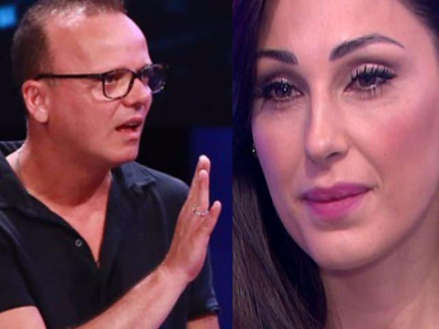 Gigi D'Alessio a Sanremo Young: Anna Tatangelo sbotta in diretta