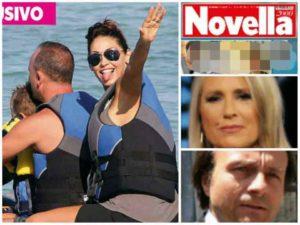 Gossip Novella 2000: Sciarelli e Woodcock innamorati, Gigi D'Alessio e Anna Tatangelo pensano alle nozze