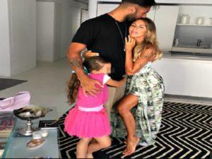 Guendalina Canessa e Pietro festeggiano 2 anni d'amore a Ibiza