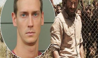 john bernecker di the walking dead è morto
