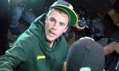 Justin Bieber investe un paparazzo: foto e video