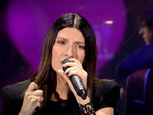 Laura pausini paola 7 anni