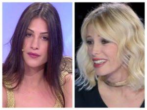 Ludovica Valli di Uomini e Donne copia Alessia Marcuzzi? Arriva la risposta
