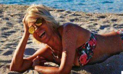 Maria De Filippi in vacanza: dove e con chi