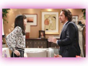 Sheila scopre di Quinn e Ridge? - Beautiful