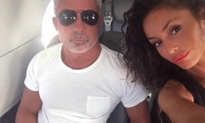 Raffaella Fico e Alessandro Moggi si sposano: l'annuncio della showgirl