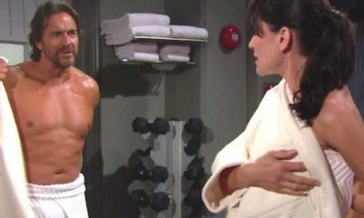 Ridge seduce Quinn - Beautiful