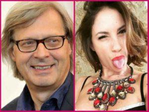 Malena e Vittorio Sgarbi, la verità sulla notte piccante sul Lago di Garda