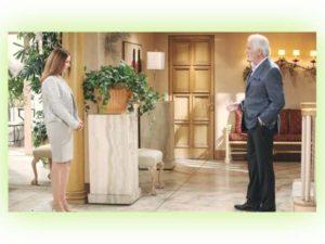 Sheila rivela ad Eric di Quinn e Ridge - Beautiful