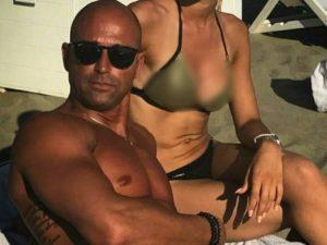 Stefano Bettarini e la fidanzata Nicoletta: nozze vicine