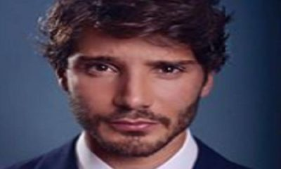 Stefano De Martino cravatta