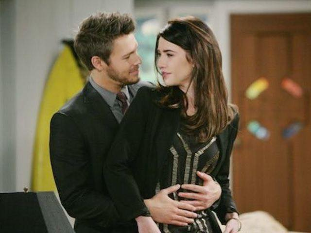 Steffy e Liam litigano - Beautiful