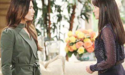 Quinn chiede aiuto a Steffy