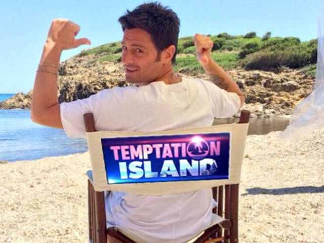 Temptation Islan Vip quando inizia e dove va in onda