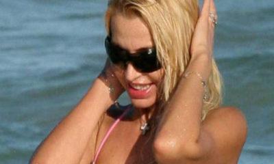 Valeria Marini, flirt con il conduttore di Tu si que vales?
